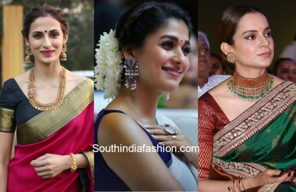 indian jewelry trends 2018