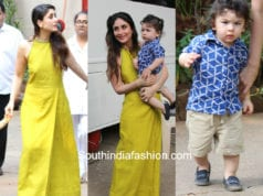 kareena kapoor in yellow maxi dress payal khandwala