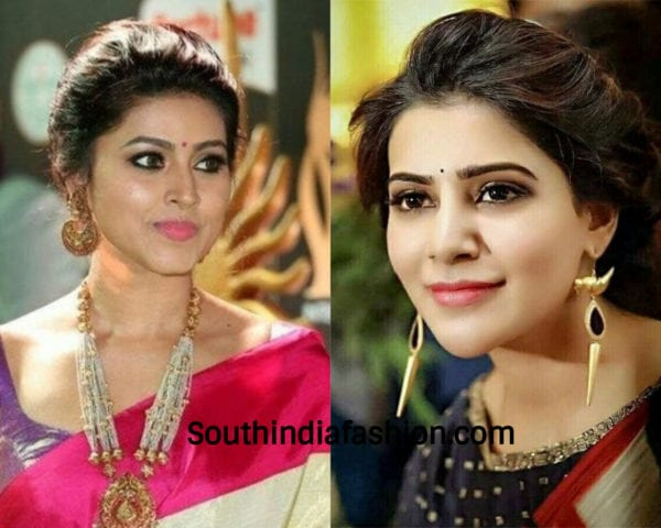 5 Best Hairstyles When You Are Dressed In A Silk Saree