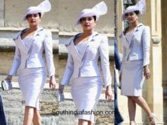 priyanka chopra dress at royal wedding