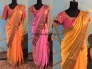 architha narayanam sarees collection