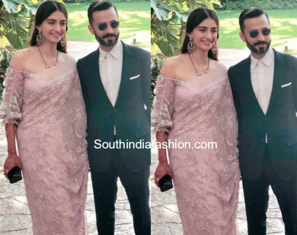 sonam kapoor anand ahuja after marriage