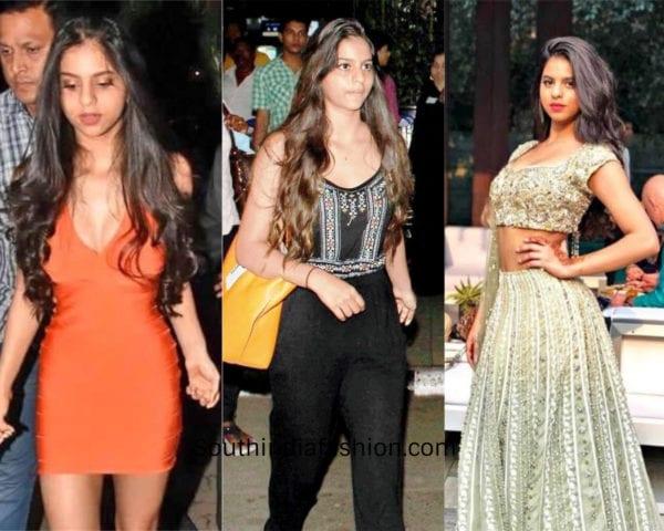 suhana khan looking stunning