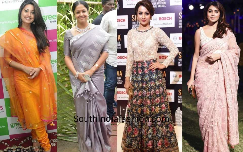 Tamil Actresses Who Are Ruling The Fashion World Since Almost Two