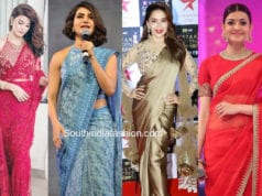 90s saree trends back in fashion