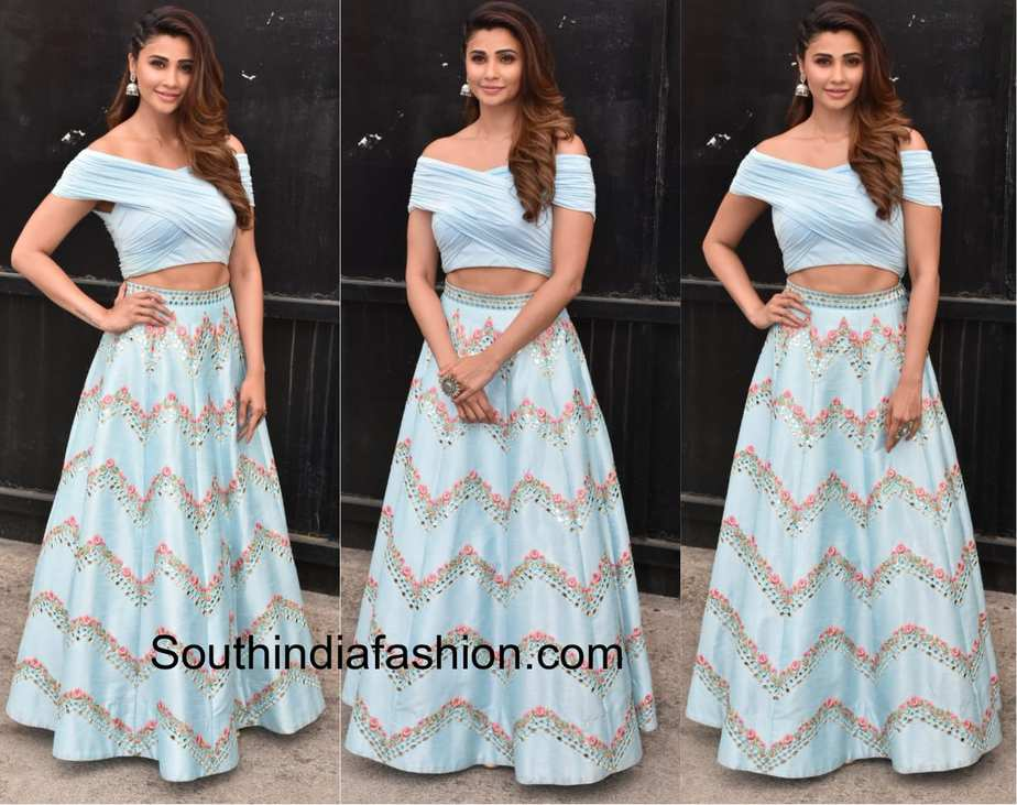 Daisy Shah for Race 3 Promotions