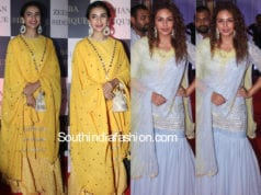 Patralekha and Huma Qureshi at Baba Siddique's iftar party