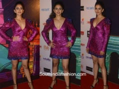 RAKUL PREET SINGH MONISHA JAISING PINK DRESS