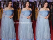 Ragini Khann at Baba Siddique's iftar party