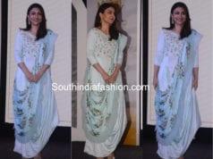 Soha Ali Khan at Shankara Natural launch event
