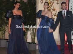 Sonam Kapoor & Anand Ahuja at Natasha Poonawala Party!