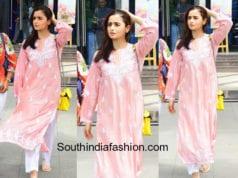 alia bhatt pink salwar kameez