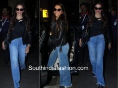 Deepika Padukone at airport