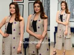 kajal aggarwal pant suit parul yadav birthday