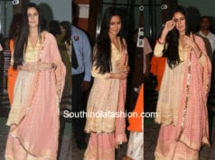 katrina kaif sharara arpita khan eid party