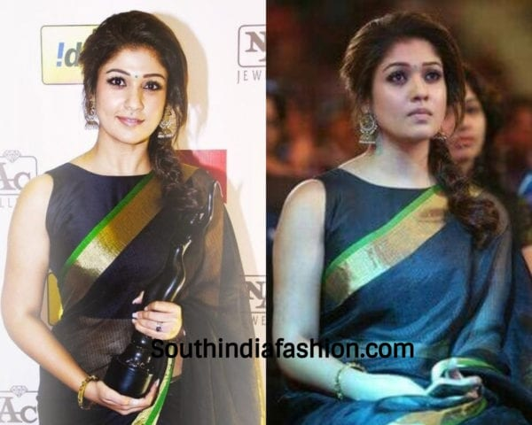 Nayanthara Hairstyles 10 Simple Best Hairstyles That Will