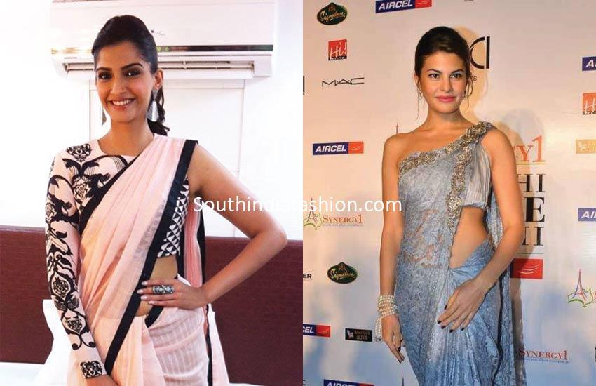one-sleeve-asymmetrical-indo-western-blouse-designs (5)