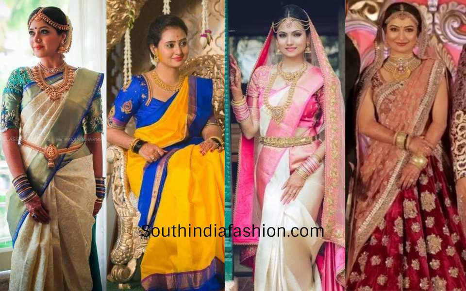 Five Kannada Actresses Who Looked Stunning On Their Wedding Day!