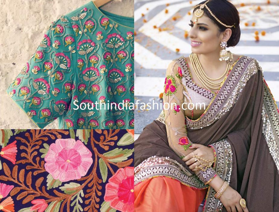 embroidery-work-for-blouses (2)-kashida