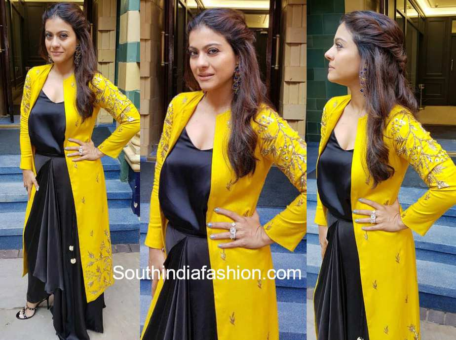 kajol yellow jacket helicopter eela promotions
