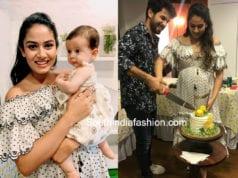 mira kapoor baby shower photos