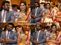 ram charan upasana at anirudh reddy wedding