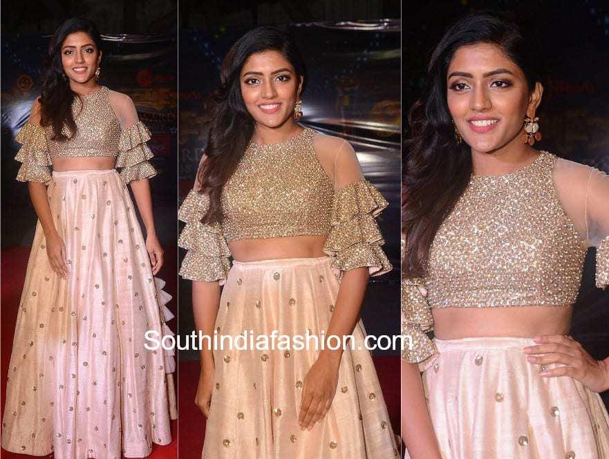 681c6291ba Esha Rebba in Ashwini Reddy – South India Fashion
