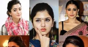 eye makeup of actresses