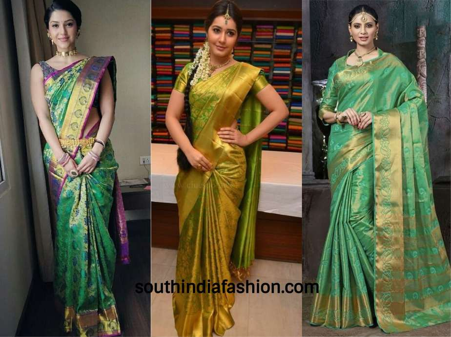 c5191eeb671925 The Ideal Saree Colors for a Bride to Wear On Her Wedding Day!
