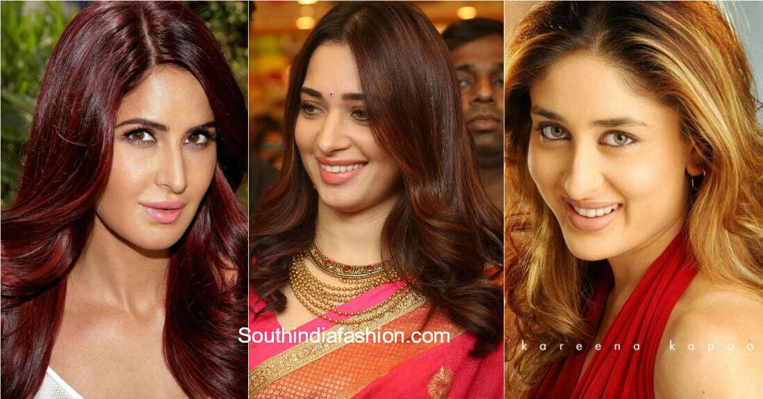 How To Choose The Right Hair Colour Shades For Indian Skin Tone