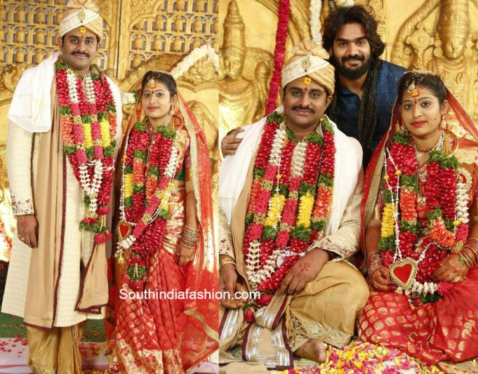 rx100 director ajay bhupathi wedding photos