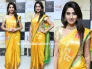varshini sounderajan silk saree