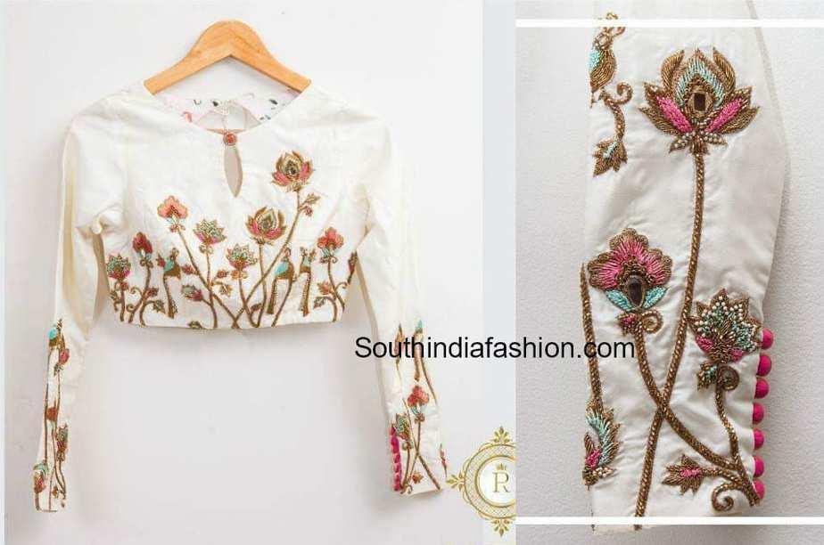 ranipink studio blouse designs