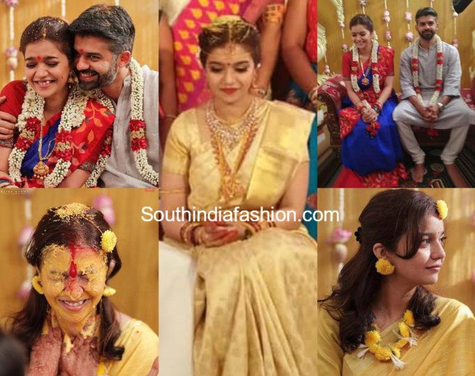 colours swathi marriage photos
