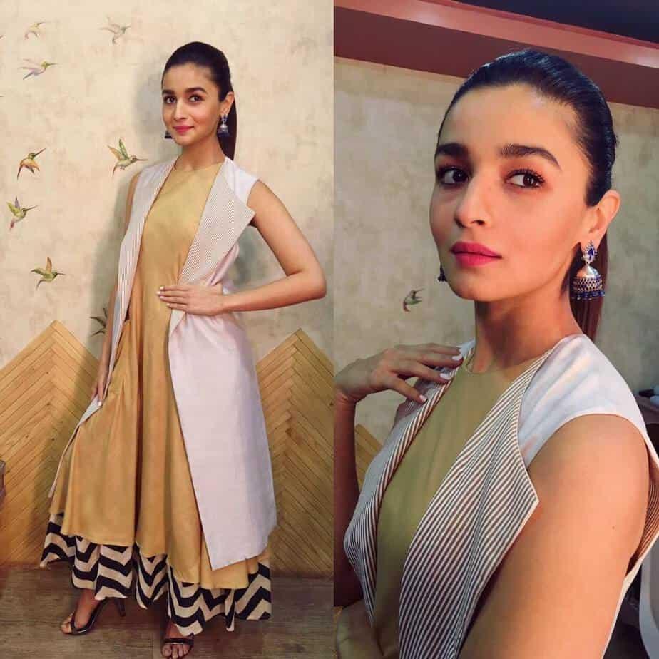 Alia Bhatt ethnic jackets