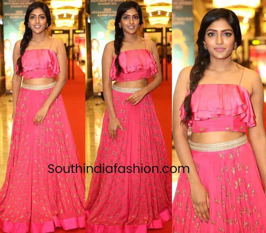 e4a2f9b380 Designer Long Skirts And Crop Tops By Ashwini Reddy | Saddha
