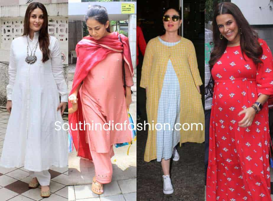 cc45f2c8b26 Celebrity Inspired Maternity Clothes To Flaunt Baby Bump In Style!