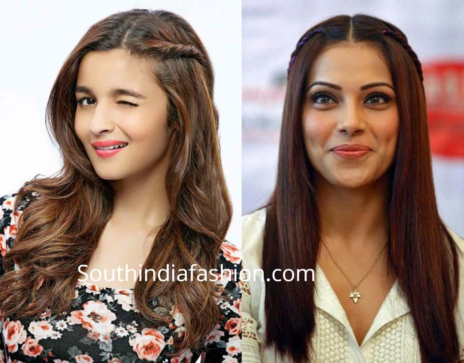 indian skin tones hair color shades