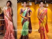 bridal silk sarees mugdha art studio
