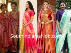 modern saree draping styles dolly jain