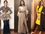 latest trendy indo western outfits