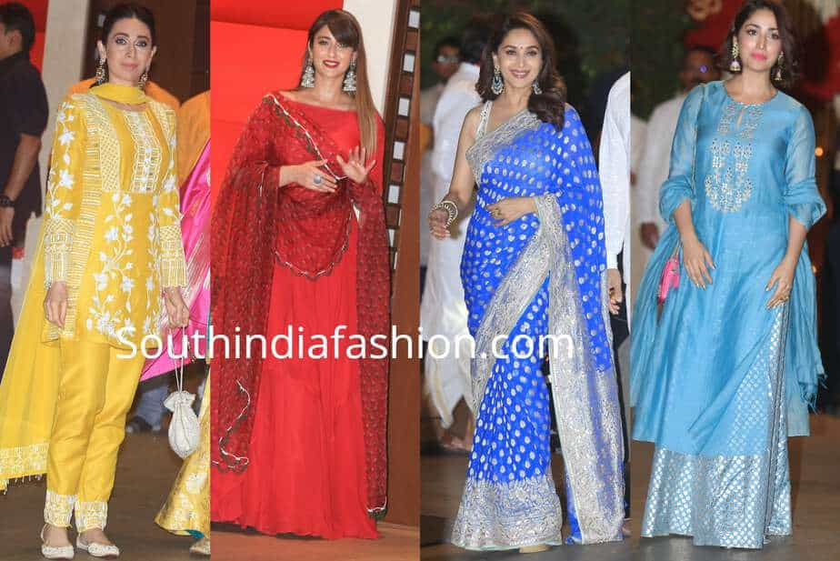 outfit ideas for indian festivals