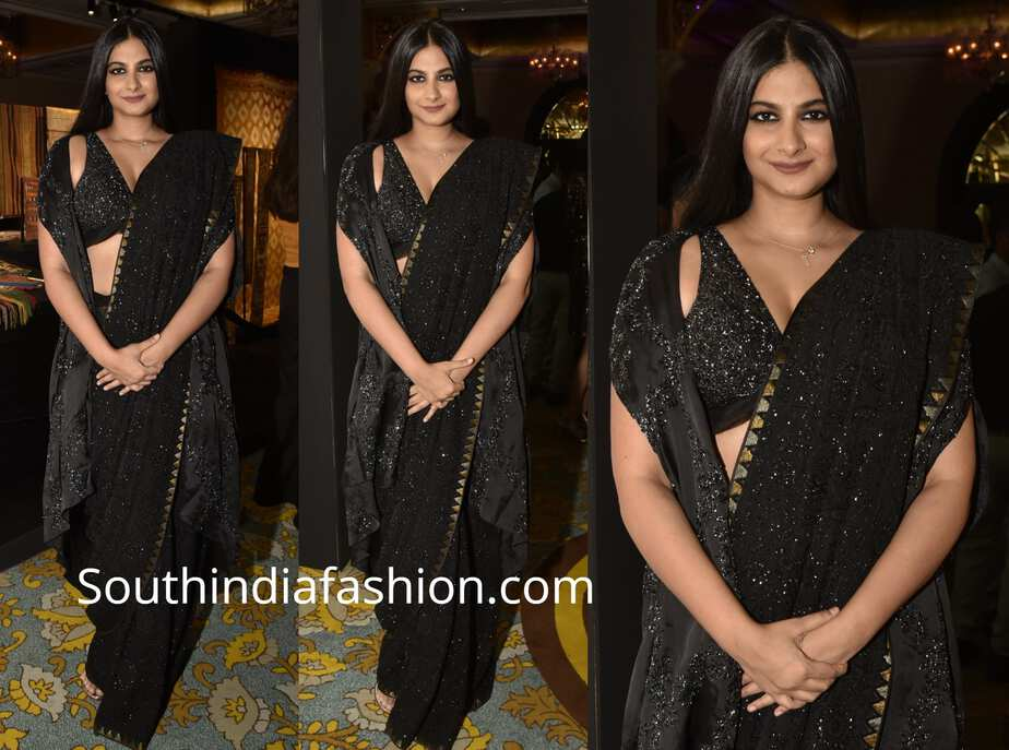 Latest News On Black Saree Trenddekho