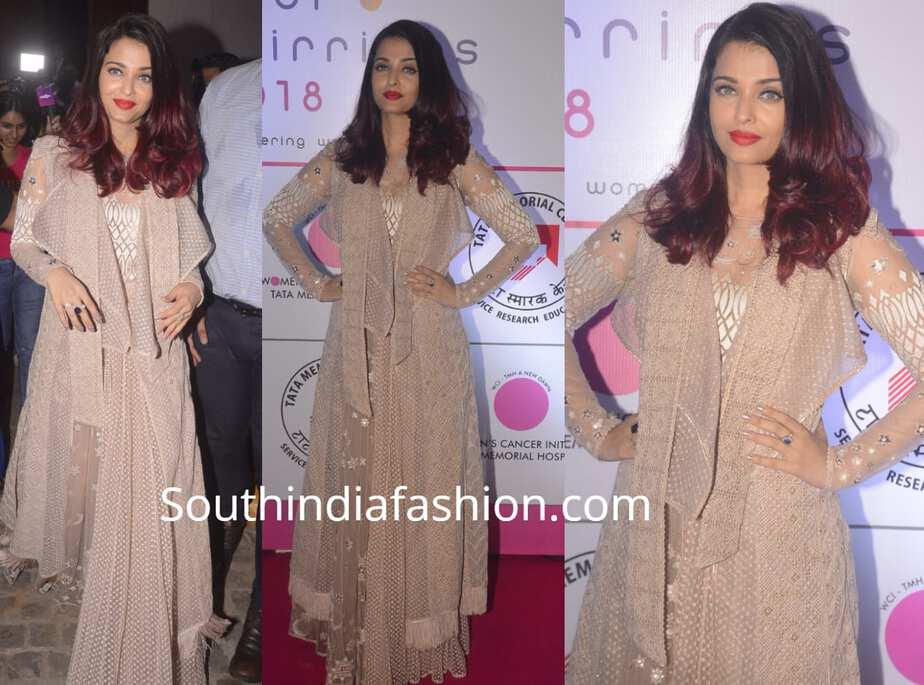 aishwarya rai bbachchan nude dress