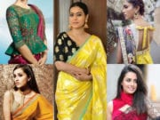 blouses for traditional sarees