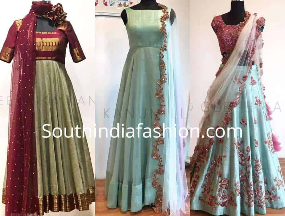 geethika kanumilli bridal collection