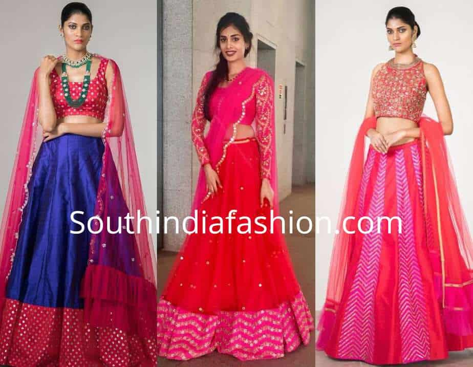 geethika kanumilli designer collection