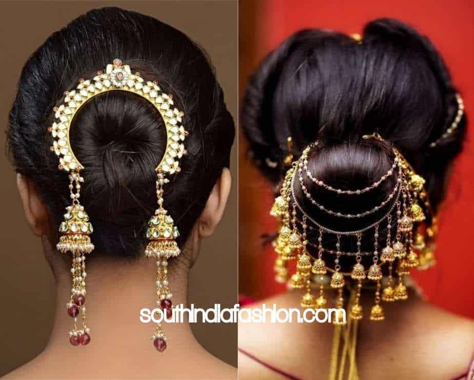 hair accessories bun