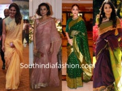 handloom sarees care and maintainence tips