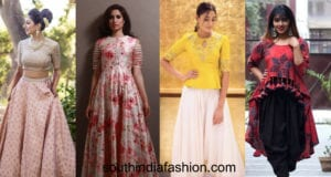 indo western outfits